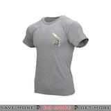 5.11 Tactical Cold Hands Graphic T-Shirt - Grey Heather Shirts- ModernAirsoft.com