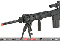 A&K Full Metal Fixed Stock SR-25 Airsoft AEG Rifle Airsoft Electric Gun- ModernAirsoft.com