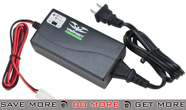 Valken Airsoft NiMH High Performance Smart Charger Chargers- ModernAirsoft.com