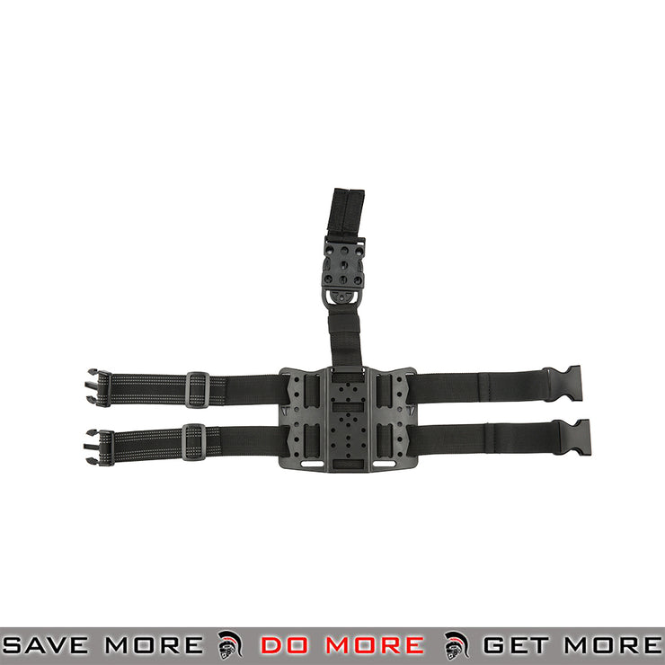 5.11 Tactical Thumdrive QR Buckle Drop Leg Thigh Rig - Black Holsters - Hard Shell- ModernAirsoft.com
