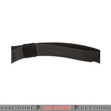 "5.11 Tactical 1.5"" Drop Shot Combat Belt - Volcanic Black Belts- ModernAirsoft.com"
