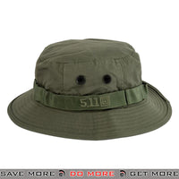 5.11 Tactical Outdoor TDU Boonie Hat - OD Green Head - Hats- ModernAirsoft.com