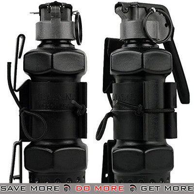"Hann Holsters ""Banger Clip"" for Thunder-B Sound / Cyclone BB Grenades - Black Accessories- ModernAirsoft.com"