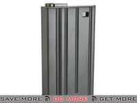 A&K 110 Round Mid-Cap Magazine for SR25 Series Airsoft AEG Magazine (Metal / Black) Electric Gun Magazine- ModernAirsoft.com