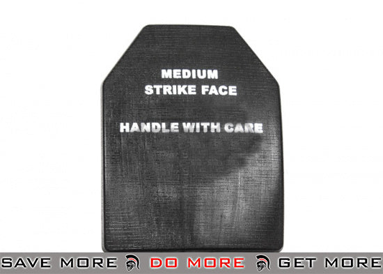 Lancer Tactical Large Dummy Ballistic Plate AC-152B plate carrier- ModernAirsoft.com