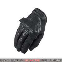 Mechanix Wear Ventilated Tactical Original Covert Shooting Gloves - Black Gloves- ModernAirsoft.com