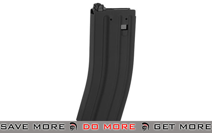 A&K 120rd Midcap Airsoft Magazine for M4 STW/PTW Electric Gun Magazine- ModernAirsoft.com