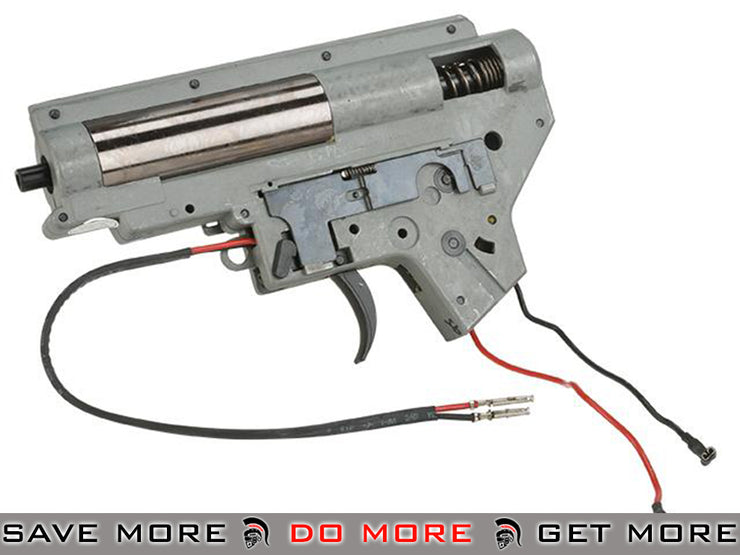Elite Force / VFC HK 416 416-C Gearbox and Motor Set by Umarex Gearbox- ModernAirsoft.com