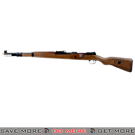G&G Top Tech G980 Mauser KAR 98K WWII Airsoft Co2 Gas Rifle (Real Wood Stock)