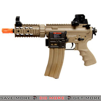 G&G Top Tech GR16 CRW Airsoft AEG Rifle (Tan)
