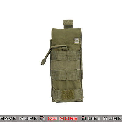 5.11 Tactical Single M4 / M16 Bungee Magazine Pouch - OD Green Ammo Pouches- ModernAirsoft.com