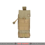 5.11 Tactical Single M4 / M16 Bungee Magazine Pouch - Sandstone Tan Ammo Pouches- ModernAirsoft.com