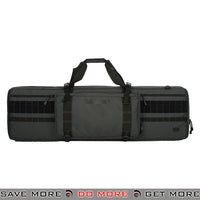 "5.11 Tactical VTAC Mk II Double Rifle Soft 42"" Gun Bag - Gray Gun Bags- ModernAirsoft.com"