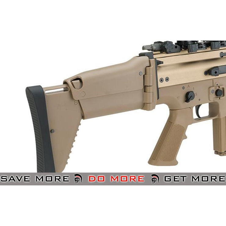 WE-Tech FN Herstal Licensed SCAR-H GBB Airsoft Rifle