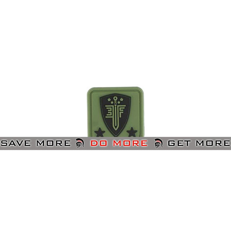 Elite Green Force PVC Helmet Patch Others- ModernAirsoft.com