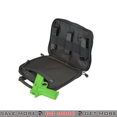5.11 Tactical Single Pistol Carry Case Gun Bag - Black Gun Bags- ModernAirsoft.com