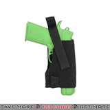 5.11 Tactical LBE Compact Pistol Holster - Black Holsters - Hard Shell- ModernAirsoft.com