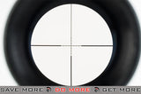 AIM Sports 3-9x40 Mil-Dot Scope (Dual Illuminated with Sunshade) Illuminated Scopes- ModernAirsoft.com