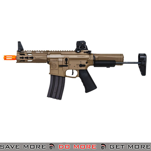 Krytac Full Metal Trident MK2 PDW AEG Airsoft Rifle