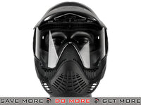 ANSI Rated Black Annex MI-5 Airsoft Paintball Full Face Mask by Valken Head - Masks (Full)- ModernAirsoft.com
