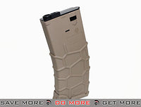 QRS QMAG M4 Series Hi-Cap Airsoft Magazine by VFC - Tan Electric Gun Magazine- ModernAirsoft.com