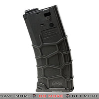 QRS QMAG M4 Series Hi-Cap Airsoft Magazine by VFC - Black Electric Gun Magazine- ModernAirsoft.com