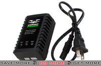 Valken Airsoft Compact 2-3 Cell Lipo/LiFe Balancing Charger Chargers- ModernAirsoft.com