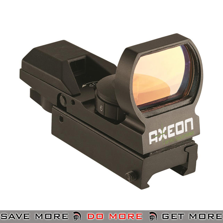 Umarex Axeon® 4-RS Multi Reticle Reflex Sight [ 2218637 ] - Red / Green