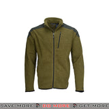 5.11 Tactical Full Zip TDU Fleece Sweater Jacket - Field Green Jackets / Sweaters / Hoodies- ModernAirsoft.com