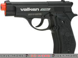 Valken V Tactical M84 CO2 Powered Semi-Auto Airsoft Pistol CO2- ModernAirsoft.com