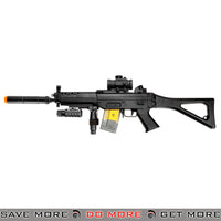 Pre-Order - Double Eagle M82 Airsoft Electric Gun 552 AEG Rifle Package