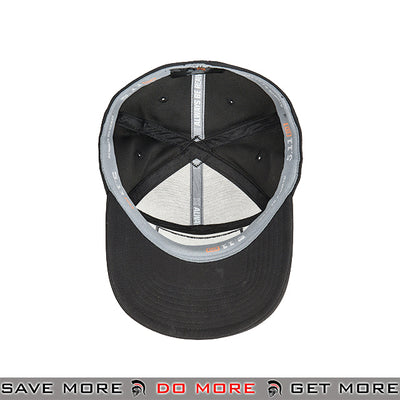 5.11 Tactical Operator 2.0 Stars & Stripes A-Flex Cap - Black Head - Hats- ModernAirsoft.com