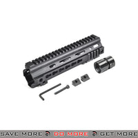 "Elite Force / VFC Avalon VR16 Calibur 9"" Free Float Keymod Rail (Black) RIS / RAS / Rails- ModernAirsoft.com"