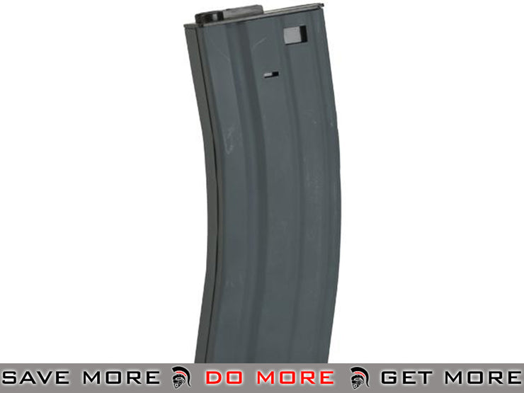 Set of 5 Firepower Metal 190 Round Mid-Cap M4/M16 Airsoft Magazines for AEGs Electric Gun Magazine- ModernAirsoft.com