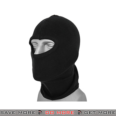 Lancer Tactical Multi Use SWAT Balaclava AC-100 - Black Head - Hats- ModernAirsoft.com