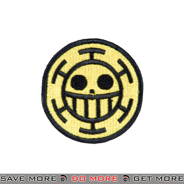 Lancer Tactical Velcro Morale Patch AC-140G - One Piece Trafalgar Law Patch- ModernAirsoft.com