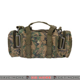 Lancer Tactical MOLLE Waistbelt Buttpack AC-180D - Digital Woodland Others / Pouch Accessories- ModernAirsoft.com