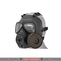 Airsoft Dummy Anti-Fog Tactical Gas Mask - OD Green Face Masks- ModernAirsoft.com