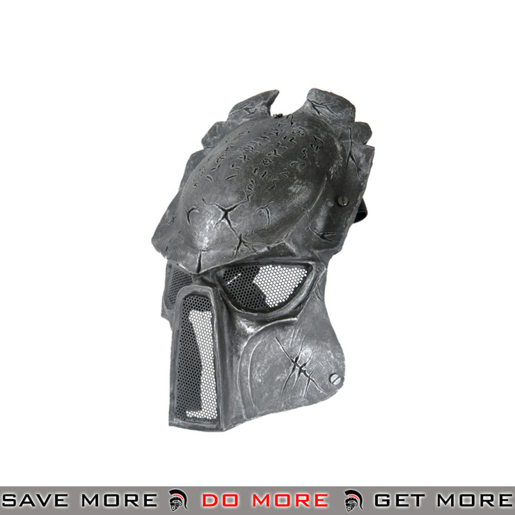 Airsoft Full Face Mask Wolf 6.0 Predator Wire Mesh Face Masks- ModernAirsoft.com