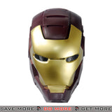 "Airsoft Full Face Wire Mesh ""Iron Man"" Mask Face Masks- ModernAirsoft.com"
