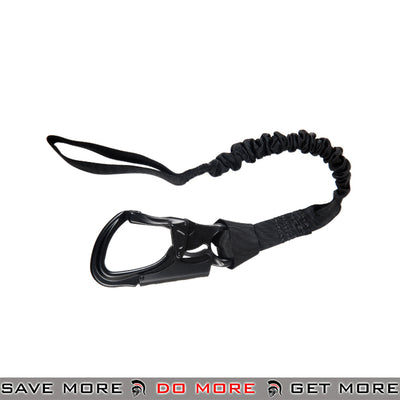ACM Navy SEAL Save Sling Retention Lanyard AC-227B - Black Slings- ModernAirsoft.com
