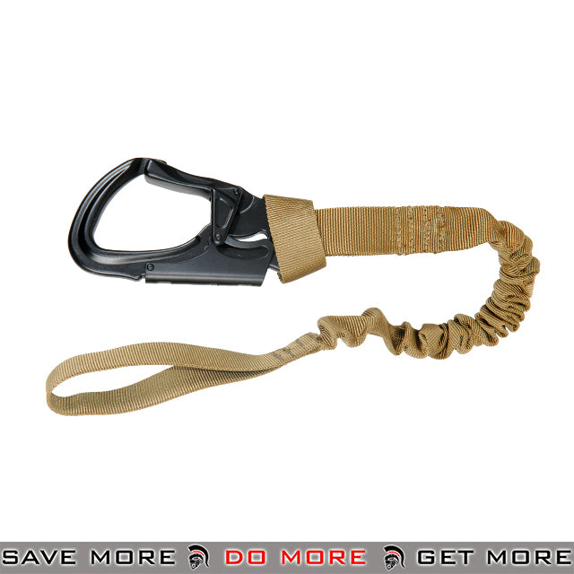 ACM Navy SEAL Save Sling Retention Lanyard AC-227T - Tan Slings- ModernAirsoft.com