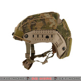 Lancer Tactical Airsoft Airframe Helmet Cover CA-257C - Multicam Head - Helmet Accessories- ModernAirsoft.com