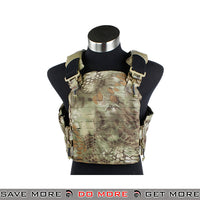Lancer Tactical Strandhogg Style Plate Carrier w/ Dummy Plates CA-261MD - Mandrake plate carrier- ModernAirsoft.com