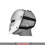 Airsoft Gray Fox Wire Mesh Full Face Mask Face Masks- ModernAirsoft.com