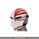 "Wire Mesh Airsoft Anime-Type ""Death"" Mask - Ichigo Face Masks- ModernAirsoft.com"