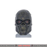Face Mask Shock Strong Terminator Mask - Ancient Bronze Face Masks- ModernAirsoft.com