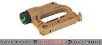 FMA D-Buckle Mini Light - Dark Earth/Green flashlight- ModernAirsoft.com