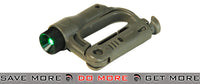 FMA D-Buckle Mini Light - Foliage Green/Green flashlight- ModernAirsoft.com