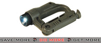 FMA D-Buckle Mini Light - Foliage Green/White flashlight- ModernAirsoft.com
